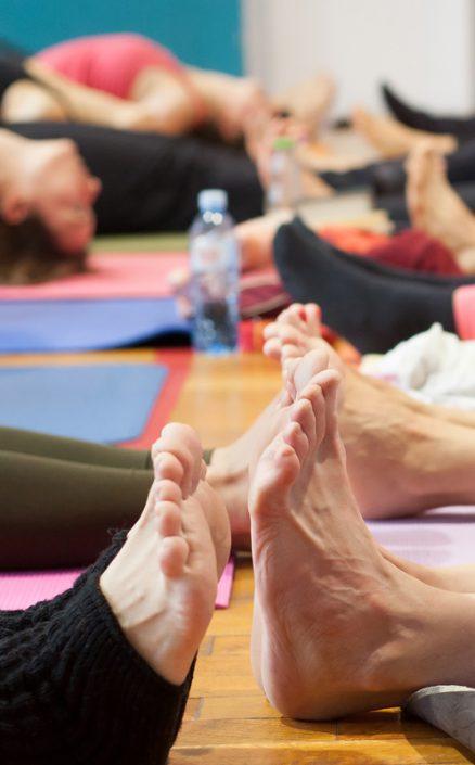 Yoga und Pilates Studio Anne Faulhauer.