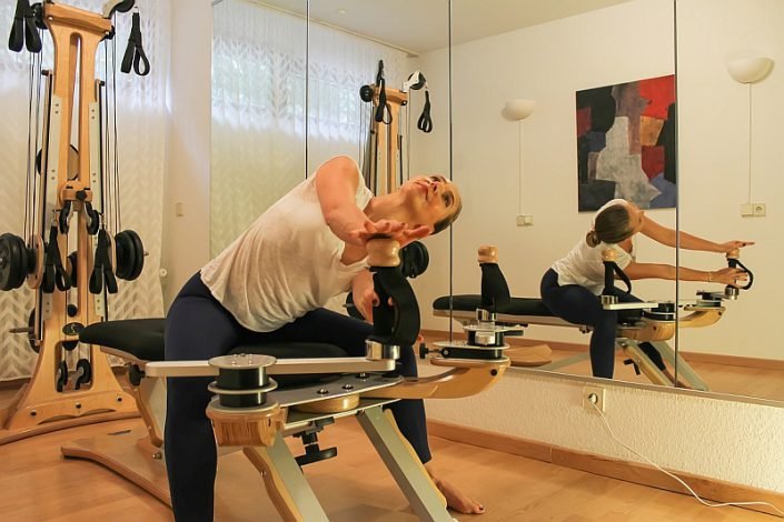 Gyrotonic in Trier bei Anne Faulhauer