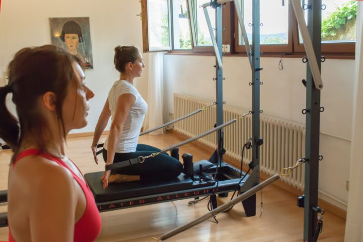 Pilates Personaltraining in Trier.