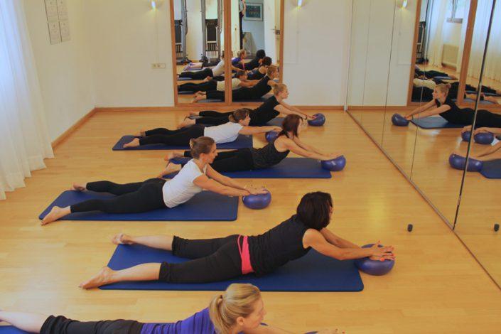 Yoga und Pilatesstudio Anne Faulhauer