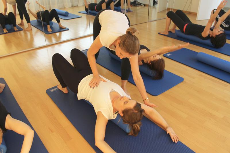 Pilates Trier. Gruppenkurs