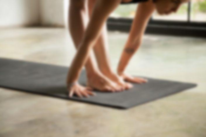 Ashtanga Yoga in Trier bei Anne Faulhauer.
