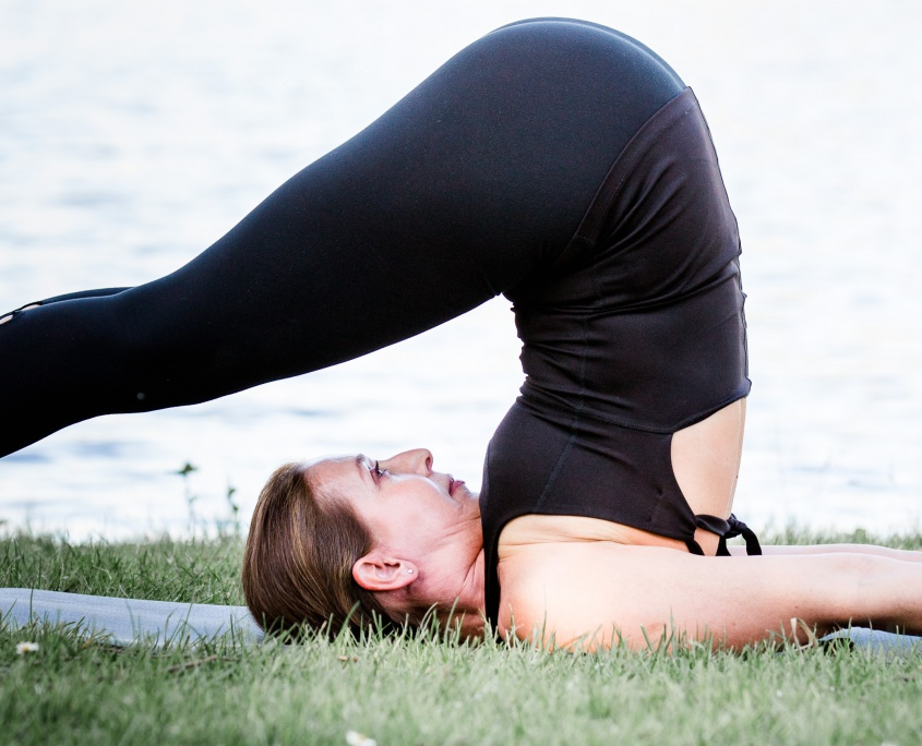 halasana Anne Faulhauer Ashtanga Yoga