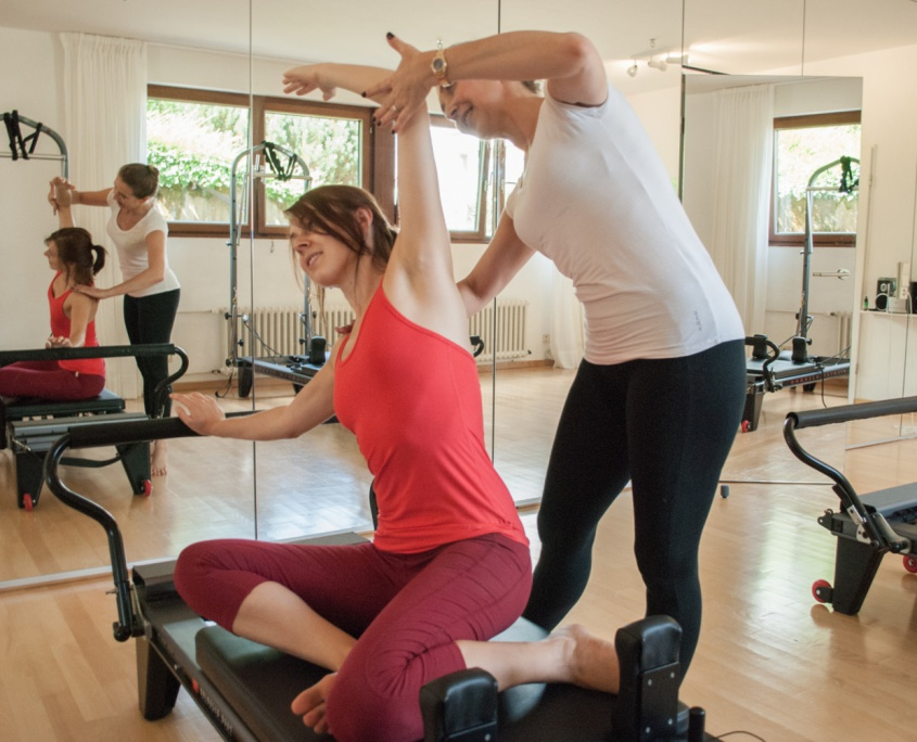 Anne Faulhauer Pilates Personaltraining in Trier